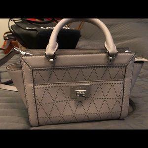 Michael Kohrs super and gray small bag/crossbody